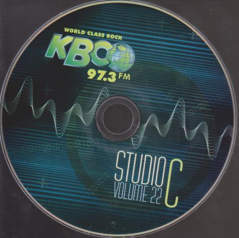 KBCO 97.3 Studio C Volume 22 w/ No Artwork