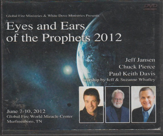 Eyes & Ears Of The Prophets 2012