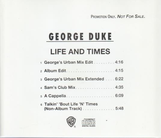 George Duke: Life And Times Promo