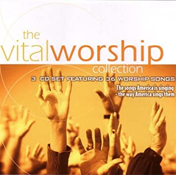 The Vital Worship Collection 3-Disc Set w/ Artwork