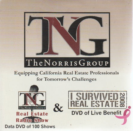 The Norris Group: Real Estate Radio Show & I Survived Real Estate 2008