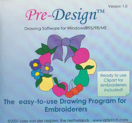 Pre-Design Drawing Software