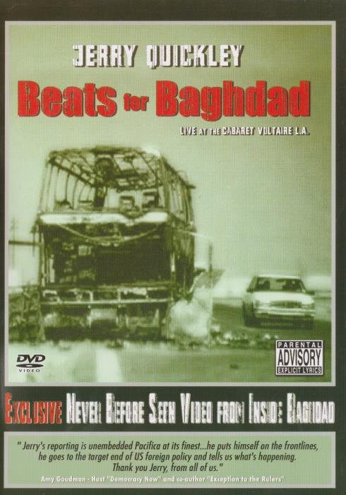 Beats For Baghdad: Live At The Cabaret Voltaire L.A.