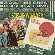 Stevie Wonder: My Cherie Amour / Signed, Sealed & Delivered w/ Artwork