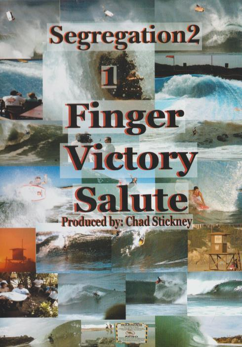 1 Finger Victory Salute: A Bodyboard Film By Chad Stickney