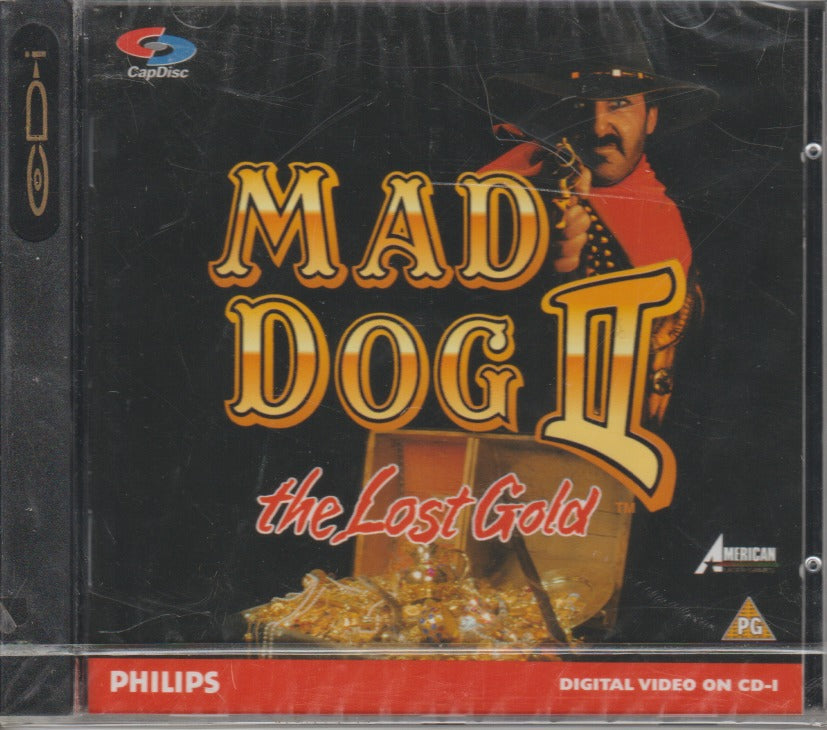 Mad Dog: The Lost Gold 2
