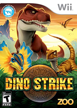 Dino Strike w/ Manual