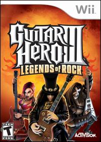 Guitar Hero: Legends Of Rock 3 w/ Manual