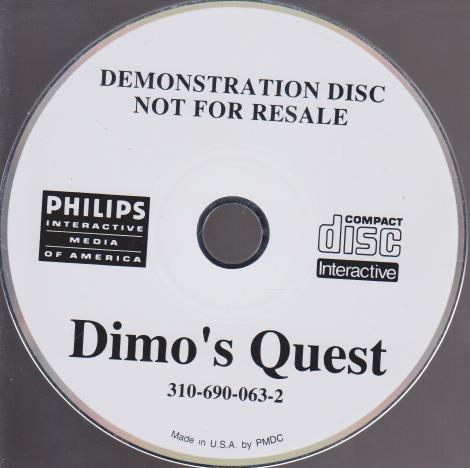 Dimo's Quest Demo