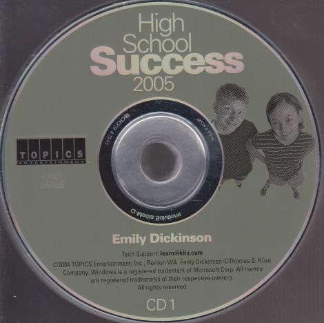 High School Success 2005 16 Disc Set