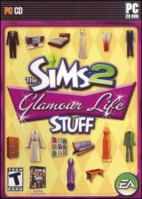 The Sims: Glamour Life Stuff 2 w/ Manual