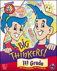 Big Thinkers: First Grade