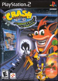 Crash Bandicoot: The Wrath of Cortex w/ Manual
