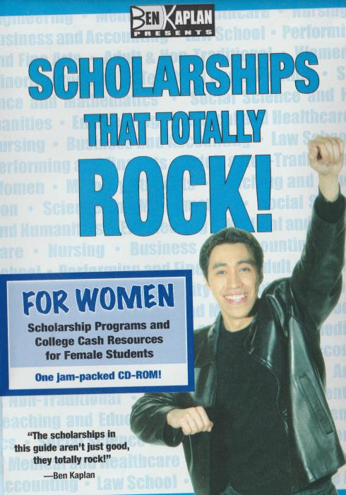 Scholarships For Women That Totally Rock!
