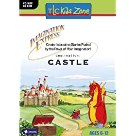 Imagination Express Destination: Castle