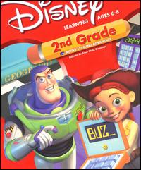 Disney's Buzz Lightyear: 2nd Grade