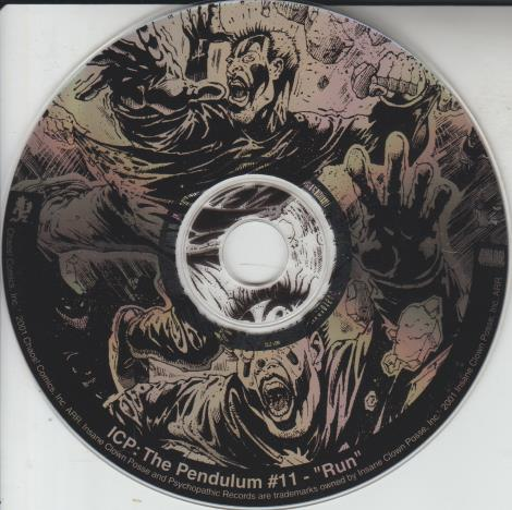 "Insane Clown Posse: The Pendulum #11 ""Run"""