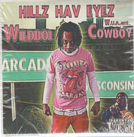 Wildboi Cowboy: Hillz Have Eyez w/ Artwork