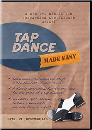 Tap Dance Made Easy: Level 2 Intermediate