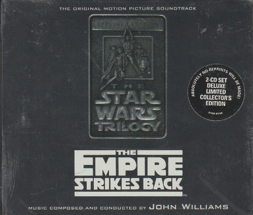 Star Wars: The Empire Strikes Back 2-Disc Set w/ Limited Edition Slipcase Artwork