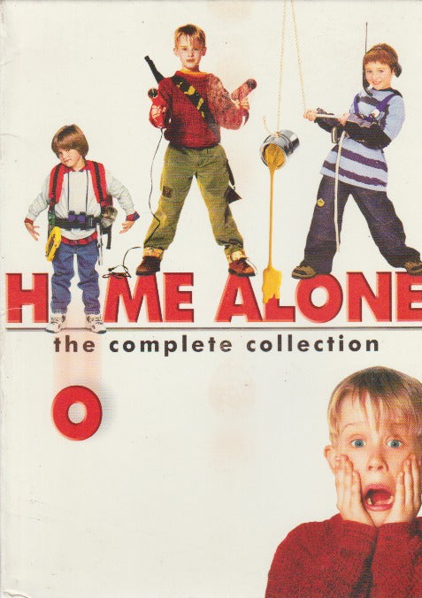 Home Alone: The Complete Collection 4-Disc Set