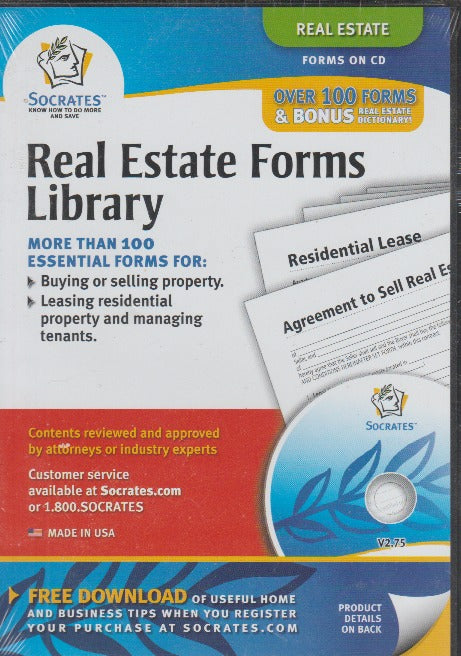 Real Estate Forms Library