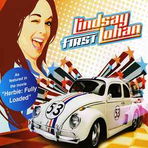 Lindsay Lohan: First Australia Import w/ Artwork