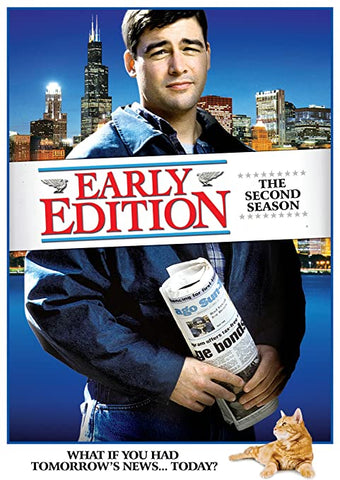 Early Edition: The Second Season 5-Disc Set