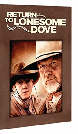 Return to Lonesome Dove 2-Disc Set