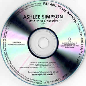 Ashlee Simpson: Little Miss Obsessive Promo