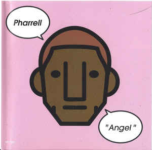 Pharrell: Angel Promo w/ Artwork
