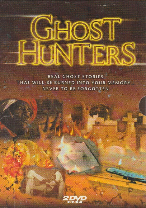 Ghost Hunters 2-Disc Set