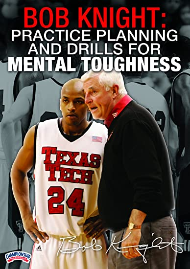 Bob Knight: Practice Planning & Drills For Mental Toughness 2-Disc Set