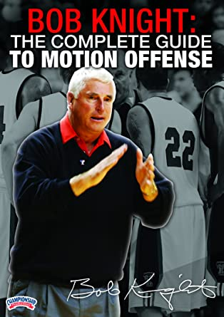 Bob Knight: The Complete Guide To Motion Offense 2-Disc Set
