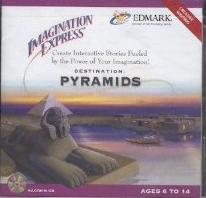 Imagination Express Destination: Pyramids