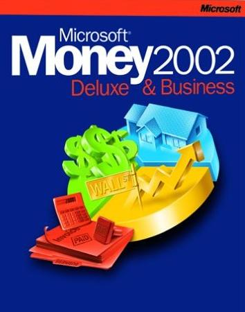 Microsoft Money 2002 Deluxe & Business