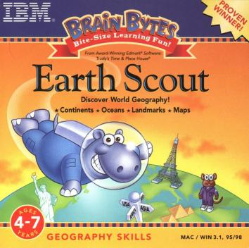 Brain Bytes: Earth Scout