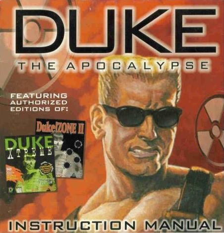 Duke Nukem 3D w/ Duke: The Apocalypse