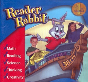 Reader Rabbit Dreamship Tales