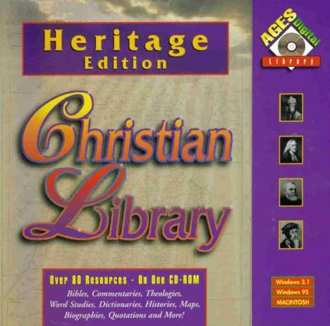 Christian Library Heritage