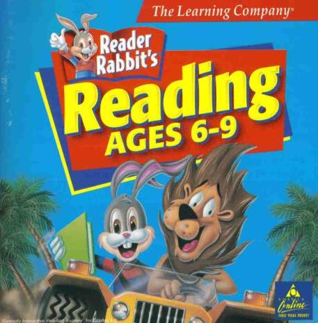 Reader Rabbit Reading: Ages 6-9