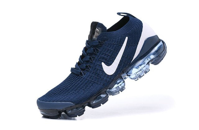 quality design d3598 f4779 NIKE AIR VAPORMAX FLYKNIT 2019 NAVY BLUE WHITE