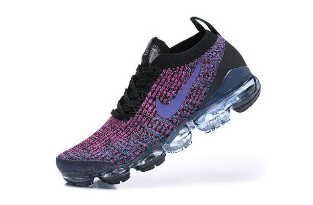 uk availability 363aa afdcf NIKE AIR VAPORMAX FLYKNIT 2019 BLACK PURPLE