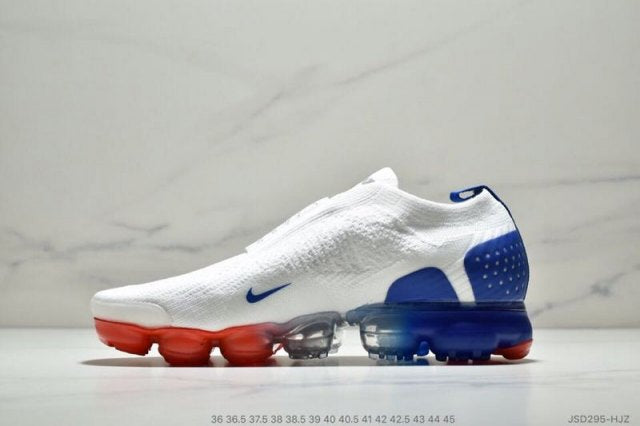 the best attitude 6a92b 1d4a3 NIKE AIR VAPORMAX FLYKNIT 2. 0 UNISEX RUNNING SHOES WHITE/RED/BLUE