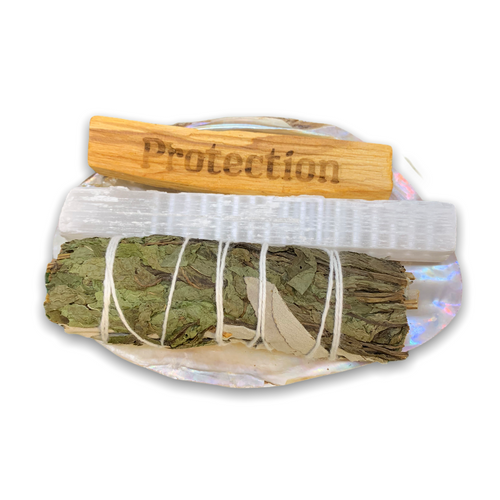 Protection Smudge Kit