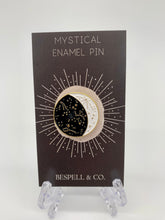 Load image into Gallery viewer, Mystical Enamel Pin