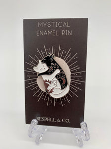 Mystical Enamel Pin