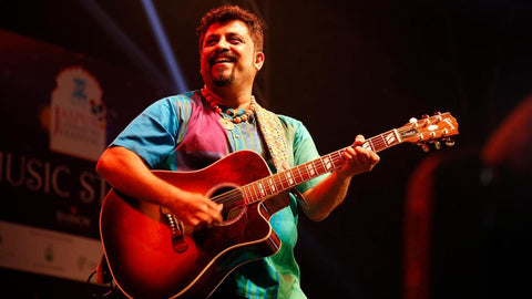 Raghu Dixit Project Live