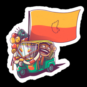 Rajyotsava Kannada Laptop Sticker