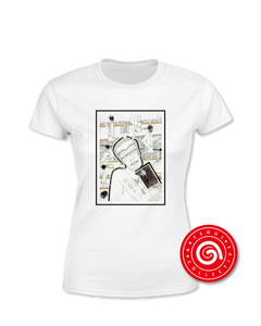 'Behind The Blind Eyes' Women's T-Shirt